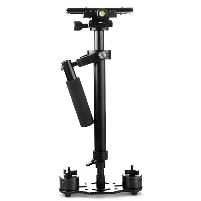 """S60 Handheld Steadicam/Camera Stabilizer 24""""/60cm with Quick Release Plate DSLR"""