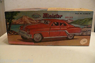 Minister Deluxe Blech Auto ( Armar Toys, Indien )