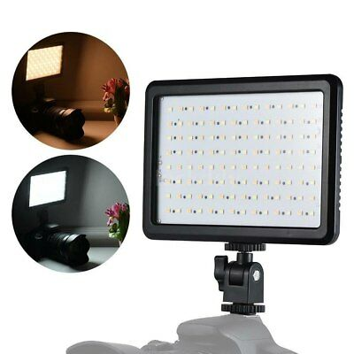 PT-112 Super Slim LED Light Panel Camera Camcorder Video Lighting