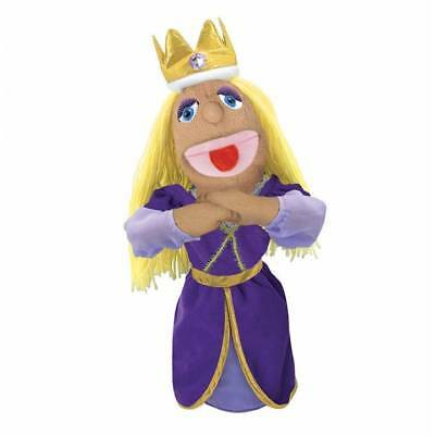 Melissa and Doug Princess Hand Puppet with Rod WoodenToy
