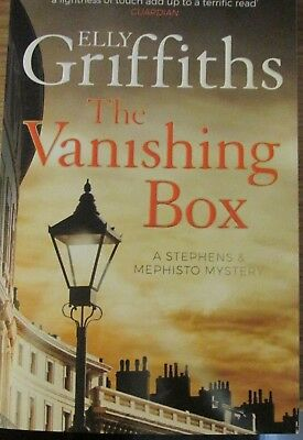 The Vanishing Box: Stephens and Mephisto Mystery 4 by Elly Griffiths