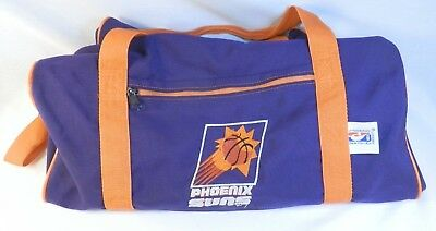 Phoenix Suns Gym Duffle Bag Purple Orange NBA Arizona Gorilla Vintage USA OLP
