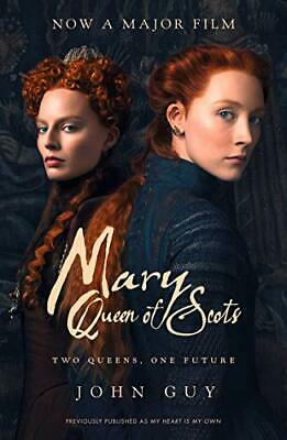 Mary Queen of Scots: Film Tie-In by Guy, John Book The Cheap Fast Free Post