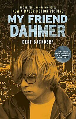 My Friend Dahmer (Movie Tie-In Edition) by Backderf, Derf Book The Cheap Fast