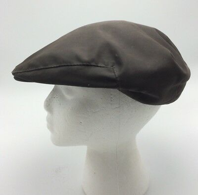 eea531306df LONDON FOG NEWSBOY Cabbie Flat Cap Hat Mens Large 7 1 4 - 7 3 8 USA ...