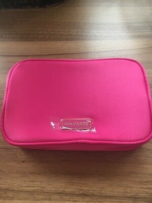 89be6d813220 ... inexpensive bnib pink prada candy makeup bag clutch pouch. boxed a5635  b010a