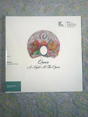 Lp * Queen - A Night At The Opera ~ Vmp New Sealed ~ Oop