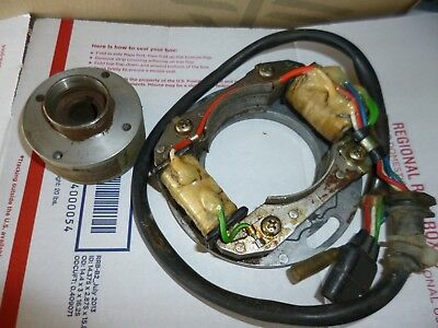 Honda CR 250 480 ignition 81-83 Maico