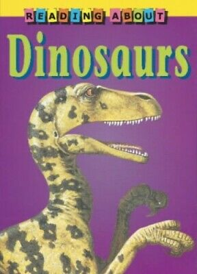 Dinosaurs (Reading About) by Ross, Stewart Paperback Book The Cheap Fast Free