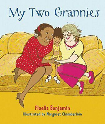 My Two Grannies by Benjamin, Floella Paperback Book The Cheap Fast Free Post
