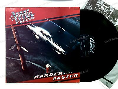 April Wine - Harder.....Faster GER LP 1979 /3
