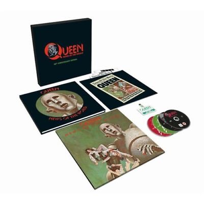 Queen - News Of The World (40Th Anniversary Edition / Super Deluxe) * New Cd