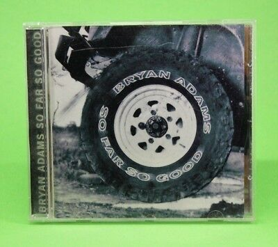 Bryan Adams - So far so good (1993 A & M Records CD) 🎵 FAST POST
