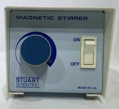 Stuart Scientific SM7 Magnetic Stirrer Variable Speed Laboratory Equipment