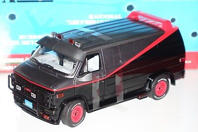 "1983 GMC Vandura ""The A-Team"" 1:18 Greenlight 13521 neu & OVP"