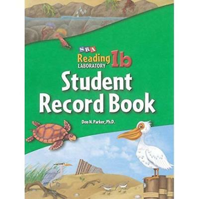 Reading Lab 1b - Student Record Book (Pkg. of 5)  - Lev - Paperback NEW Don H. P