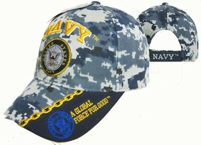Kappe  Official Product by U.S.Navy Neu  Army Shop Nato Army Navy US Navy Cap