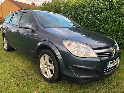 2010 10 Vauxhall Astra 1.7CDTi 16v ( 110ps ) Club ecoFLEX PX TO CLEAR