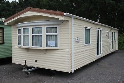 ABI ASHBOURNE | 37x12 | 2 BED | C/H | DG | GREAT CONDITION