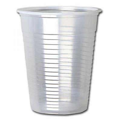 6000 X 7oz Clear Plastic Disposable Water Cups Clear Cups Vending Machine Cups