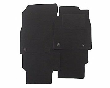 Fully Tailored Car Floor Mats - FORD KUGA (2008 - 2012) Carpet Rubber + CLIPS