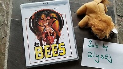 The Bees [Blu-ray] With DVD, Restored, Digitally Mastered In Hd, Digital T