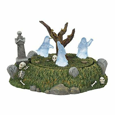 Graveyard Ghost Dance Department 56 Halloween Dept New 6001737
