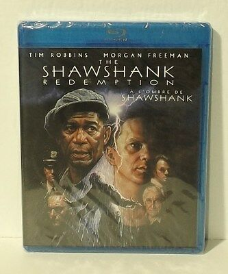 The Shawshank Redemption (Blu-ray Disc, 2011, Canadian) NEW AUTHENTIC REGION A