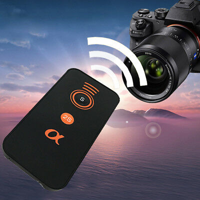IR Infrared Wireless Remote Control SLR Camera Shutter Release for Sony RC-S Dot