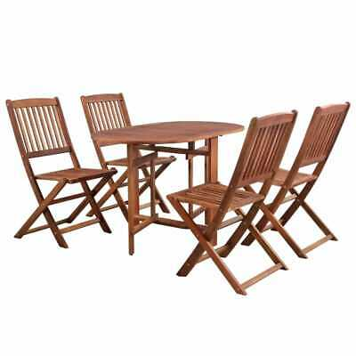 Salon Jardin Boston | Salon De Jardin Boston 1 Table Et 6 Chaises En Bois D Acacia