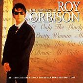 The Very Best Of Roy Orbison - Greatest Hits Cd - You Got It / Running Scared +