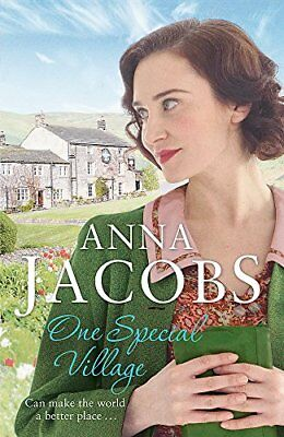 One Special Village by Anna Jacobs New Paperback / softback Book