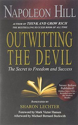 Outwitting the Devil by Napoleon Hill New Paperback / softback Book