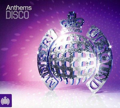 Ministry of Sound - Anthems Disco (3 X CD)