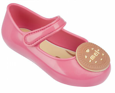 Girls Mary Jane Style Summer Shoes Mel Baby Biscuit Pink Infant Sizes 4, 7 & 9