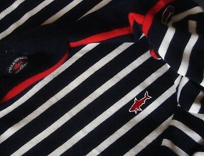 SWEATER  vintage PAUL & SHARK Yachting TG.6 circa L made in Italy