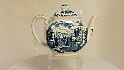 Vintage Wedgewood Tea pot