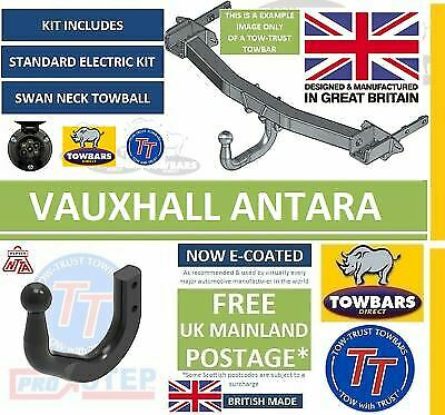 Swan Neck Towbar for Dodge Journey Crossover SUV 2008 on Tow Bar 13158//F/_A1