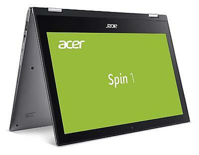 """Convertible Notebook Acer Spin 1 11,6"""" Touchscreen 4GB / 64GB eMMC Win10 silber"""