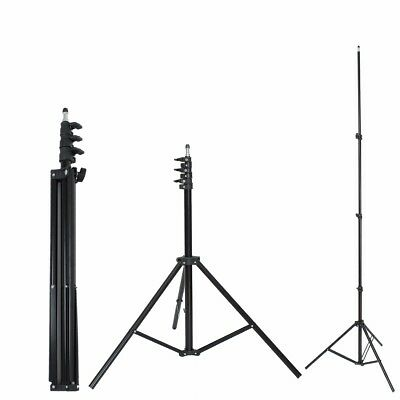 240cm Flash Light Stand Tripod For Photo Studio Video Lighting Reflector Support