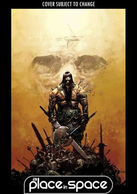 Conan The Barbarian, Vol. 3 #1J (1:25) Zaffino Variant (Wk01)