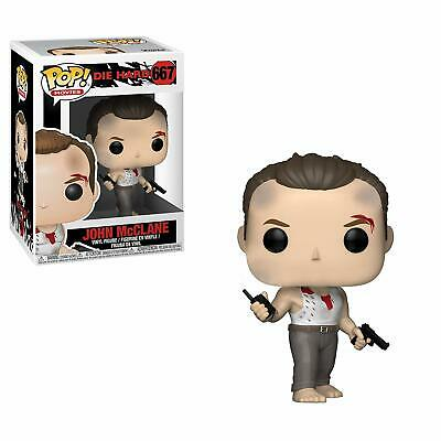 Funko Pop Movies Die Hard - John McClane Vinyl Figure