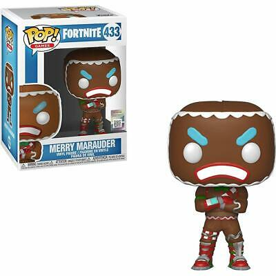 Funko Pop Games Fortnite - Merry Marauder Vinyl Figure