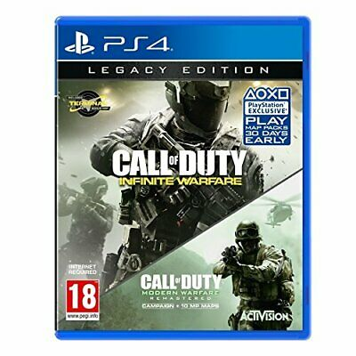 Activision Call of Duty: Infinite Warfare Legacy Edition, PS4 Pl... - Game  6XVG