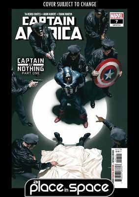 Captain America, Vol. 9 #7A (Wk05)