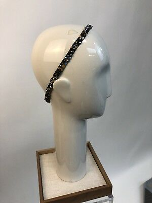Leopard Swarovski Ballroom Latin Dance Headpiece Jewelry Accessories Headband