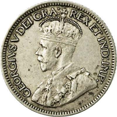 [#495320] Coin, Canada, George V, 10 Cents, 1929, Royal Canadian Mint, Ottawa
