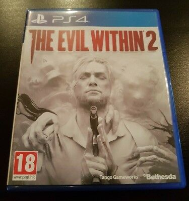 The Evil Within 2  - fisico - Game   - limited edition - Ps4