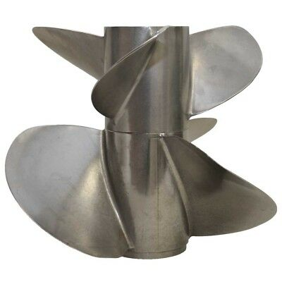Volvo Penta E3 Series Duoprop Boat Propeller | Set of 2 (Used)