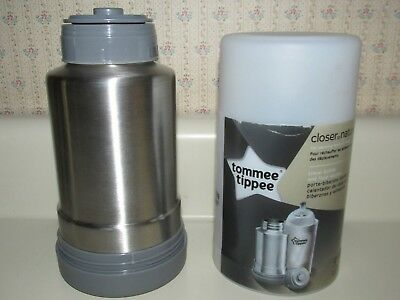 Tommee Tippee - Closer To Nature - Portable Baby Travel Bottle And Food Warmer